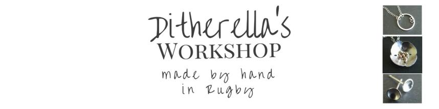 Ditherella's Workshop Logo