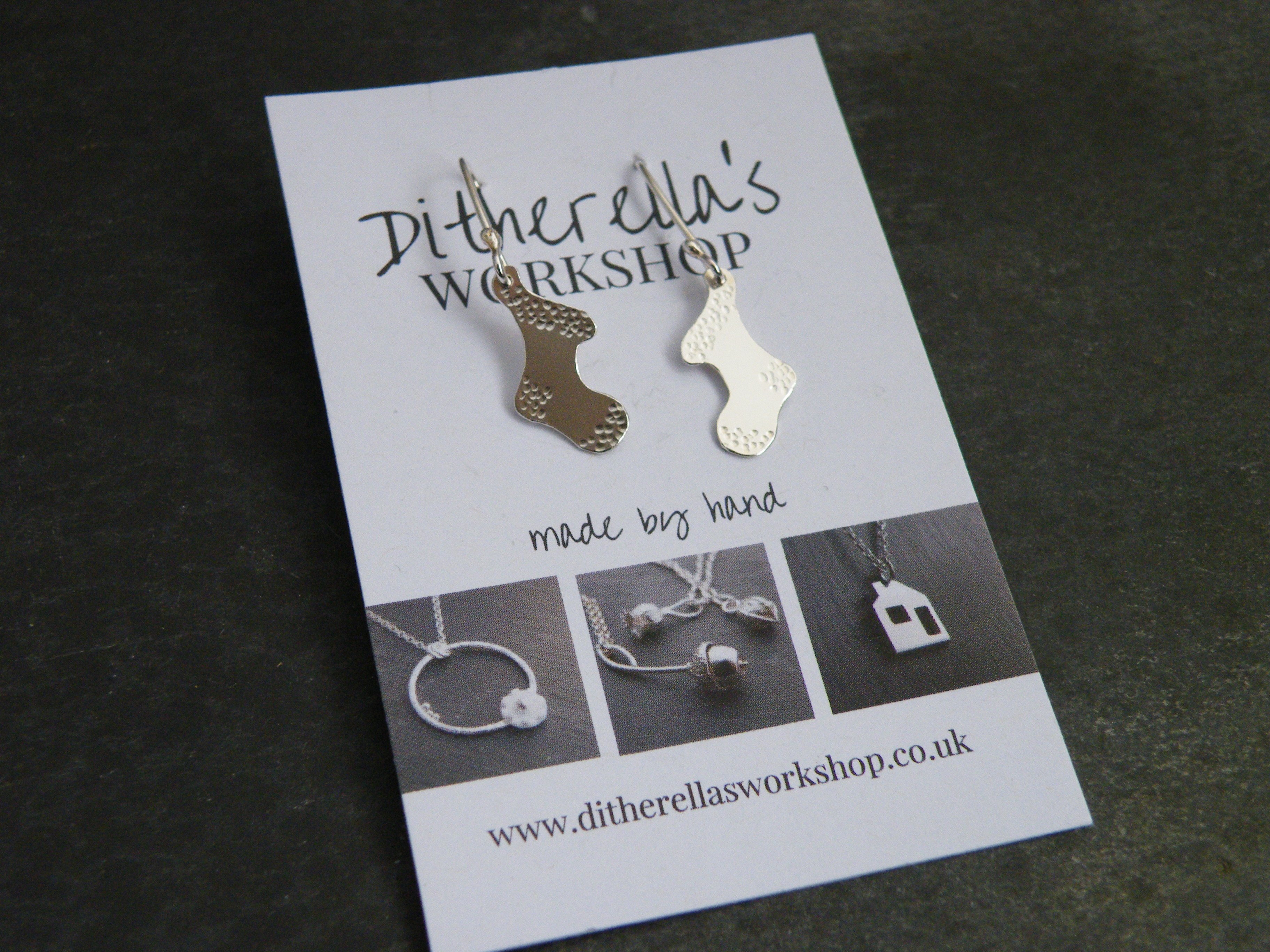 Drops stockings £20 card view